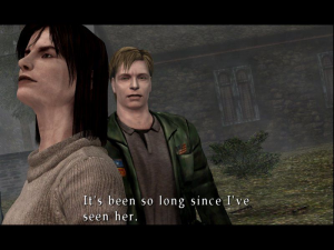 Silent Hill 2: Restless Dreams 4