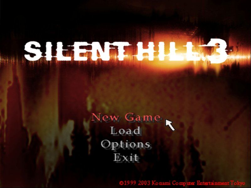 Download Silent Hill 3 (Windows) - My Abandonware