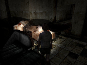 Silent Hill 3 abandonware