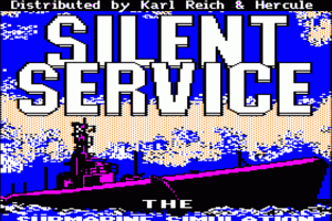 Silent Service 0
