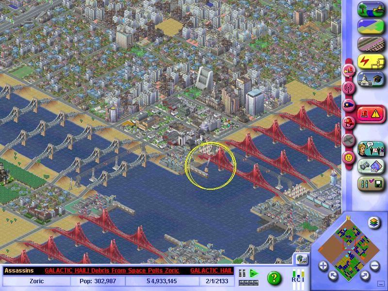 sim city 3000 abandonware