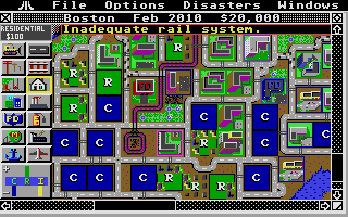 Download SimCity - My Abandonware