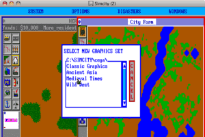SimCity Graphics Set 1: Ancient Cities 0