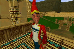 Simon the Sorcerer 3D abandonware