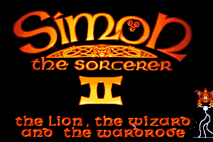Simon the Sorcerer II: The Lion, the Wizard and the Wardrobe 0