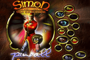 Simon the Sorcerer's Pinball 1