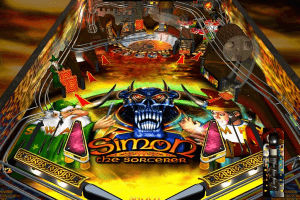 Simon the Sorcerer's Pinball 3