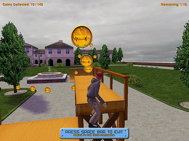 Download skateboard park tycoon: world tour 2003 (windows) my.