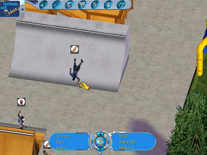 Skateboard Park Tycoon: Back in the USA 2004 0