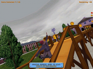 Skateboard Park Tycoon: Back in the USA 2004 abandonware