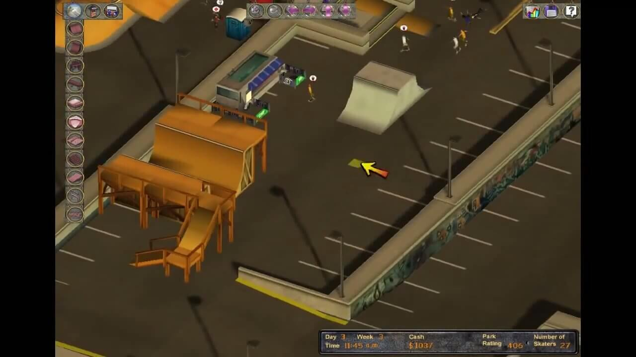 Play free skateboard park tycoon 2004 online games. Play.