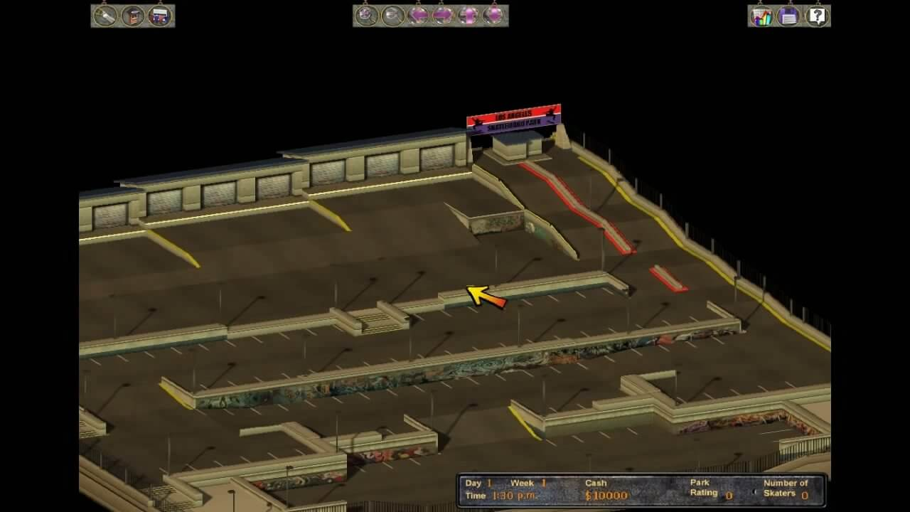Download skateboard park tycoon: back in the usa 2004 (windows.
