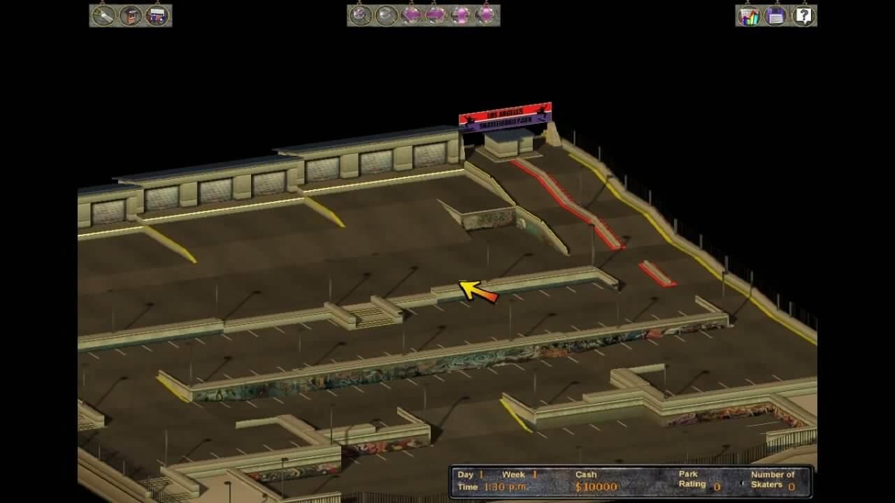 Download Skateboard Park Tycoon (Windows) - My Abandonware