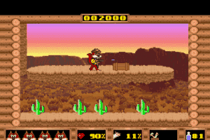 Skunny: In The Wild West abandonware