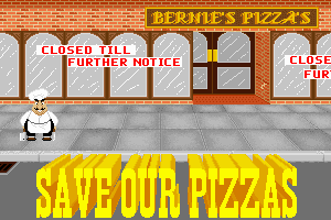 Skunny: Save Our Pizzas! 0