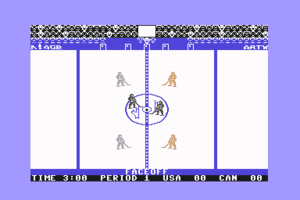 SLAP-SHOT! Hockey abandonware