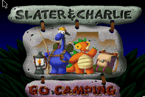 Slater & Charlie Go Camping 0
