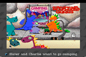 Slater & Charlie Go Camping 4