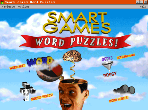Smart Games Word Puzzles #1 0