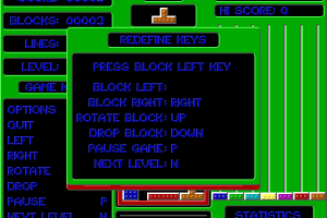 Smooth Tetris abandonware