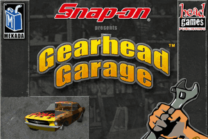 Snap-on presents Gearhead Garage: The Virtual Mechanic 0