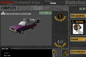 Snap-on presents Gearhead Garage: The Virtual Mechanic 9