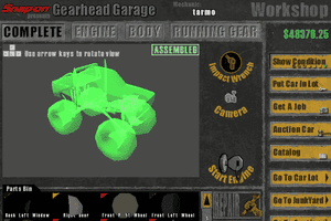 Snap-on presents Gearhead Garage: The Virtual Mechanic 12