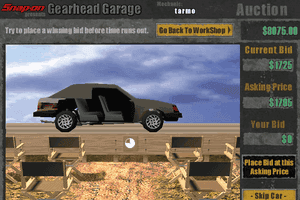 Snap-on presents Gearhead Garage: The Virtual Mechanic 4