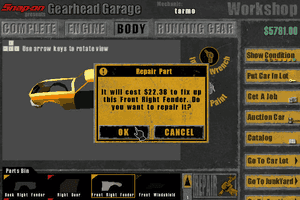 Snap-on presents Gearhead Garage: The Virtual Mechanic 5