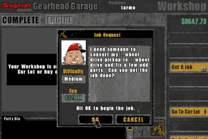 Snap-on presents Gearhead Garage: The Virtual Mechanic 8