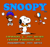Snoopy's Silly Sports Spectacular 0