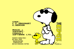 Snoopy: The Cool Computer Game 0