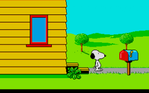 Snoopy: The Cool Computer Game 3