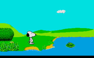 Snoopy: The Cool Computer Game 5