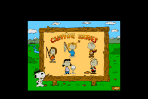 Snoopy's Campfire Stories 9