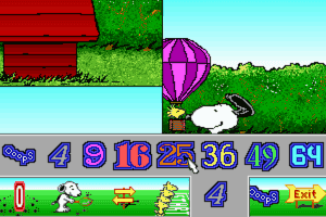Snoopy's Game Club 3