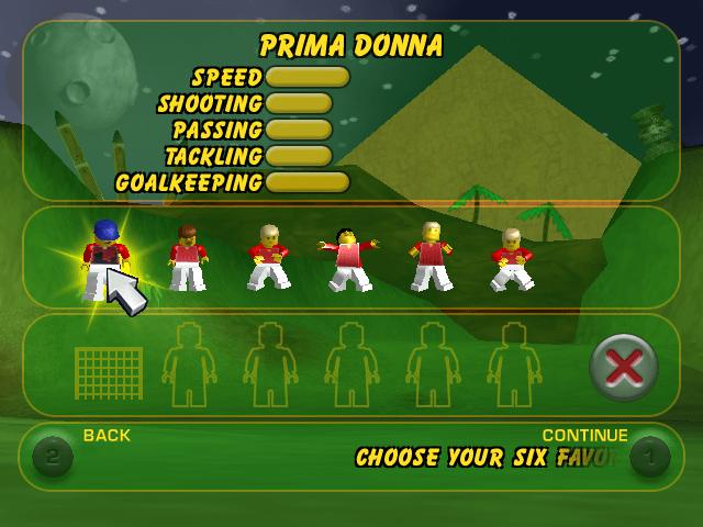 Soccer Mania 4
