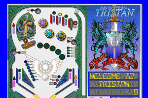 Solid State Pinball: Tristan 9