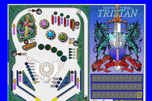 Solid State Pinball: Tristan 10