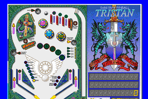 Solid State Pinball: Tristan 11