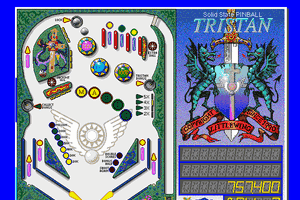 Solid State Pinball: Tristan 12