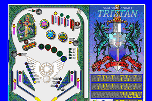 Solid State Pinball: Tristan 13