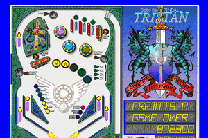 Solid State Pinball: Tristan 14
