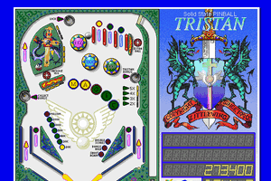Solid State Pinball: Tristan 2