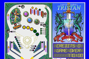 Solid State Pinball: Tristan 3