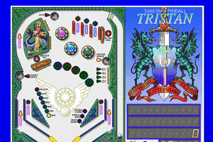 Solid State Pinball: Tristan 5