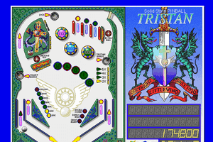 Solid State Pinball: Tristan 6