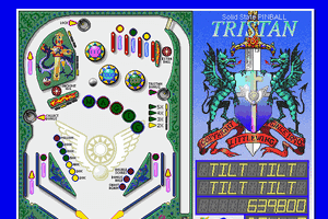 Solid State Pinball: Tristan 8