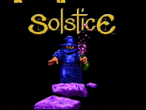 Solstice: The Quest for the Staff of Demnos 0