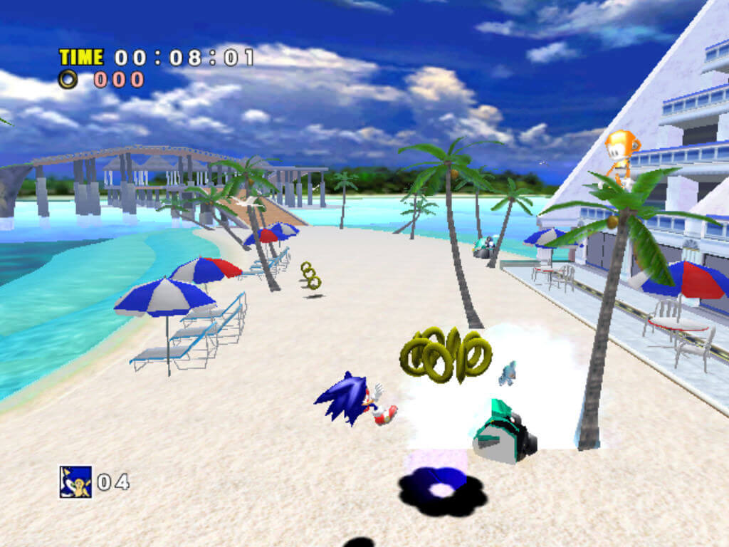 Sonic Adventure DX (Director's Cut) (Windows) - My Abandonware